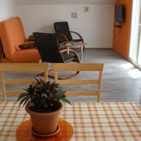 Apartment Orange